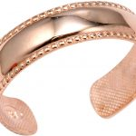 Bold Toe Ring in 9ct Rose Gold