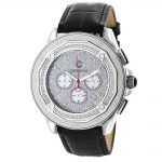 Centorum Mens Chronograph Watch with Diamonds 0.55ct
