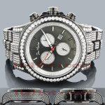Hip Hop Watches: Joe Rodeo Mens Diamond Watch 26.70
