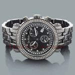 Joe Rodeo Classic Diamond Watch 1.75ct Chronograph