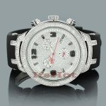 Joe Rodeo Diamond Watches: Master Mens Watch 2.20ct
