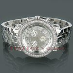 Joe Rodeo JoJo Tyler Diamond Watch 4.50ct