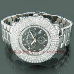 Hip Hop Watches Oversized Joe Rodeo Junior Mens Diamond Watch 9ct
