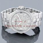 Joe Rodeo Mens Diamond Watch 8.75ct Phantom