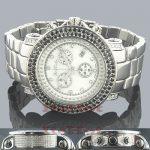 Joe Rodeo Watches Junior Black Diamond Watch 6.75ct