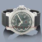 Joe Rodeo Watches Phantom Mens Diamond Watch 2.25ct