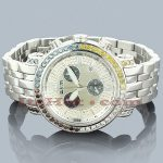 Joe Rodeo Watches: Yellow Blue Red Diamond Watch 3.50