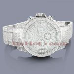 JoJino Mens Floating Diamond Watch 1.05ct
