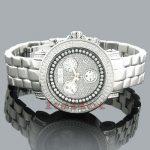 JoJo Diamond Ladies Watch 1.25ct Silver Joe Rodeo