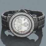 Mens Joe Rodeo Watches Junior Diamond Watch 4.75ct