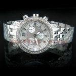 Mens JoJo Joe Rodeo Classic Diamond Watch 2.50ct