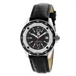 Stainless Steel Diamond Watch by Centorum Falcon 0.5ct