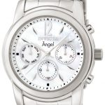 Invicta Angel Swiss Movement Quartz Watch – Stainless Steel case Stainless Steel band – Model 0463