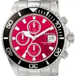Invicta Pro Diver Quartz Watch – Stainless Steel case Stainless Steel band – Model 1004