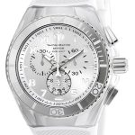 TechnoMarine Cruise California 46.65mm watch with White+Antique Silver dial 5040.D Quartz – Model 115009