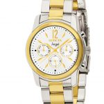 Invicta Angel Swiss Movement Quartz Watch – Gold, Stainless Steel case with Steel, Gold tone Stainless Steel band – Model 11735