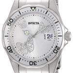 Invicta Pro Diver Quartz Watch – Stainless Steel case Stainless Steel band – Model 12503