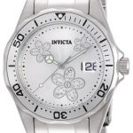 Invicta Pro Diver Quartz Watch – Stainless Steel case Stainless Steel band – Model 12506