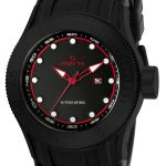 Invicta Pro Diver Men's Quartz Black Case, Black Dial – 22248