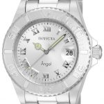 Invicta Angel Swiss Movement Quartz Watch – Stainless Steel case Stainless Steel band – Model 14320