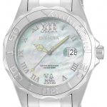 Invicta Pro Diver Quartz Watch – Stainless Steel case Stainless Steel band – Model 14350