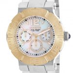 Invicta Angel Swiss Movement Quartz Watch – Gold, Stainless Steel case Stainless Steel band – Model 14750