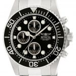 Invicta Pro Diver Quartz Watch – Stainless Steel case Stainless Steel band – Model 1768