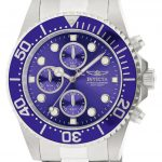 Invicta Pro Diver Quartz Watch – Stainless Steel case Stainless Steel band – Model 1769