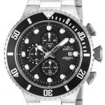 Invicta Pro Diver Quartz Watch – Stainless Steel case Stainless Steel band – Model 18906