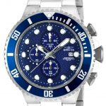 Invicta Pro Diver Quartz Watch – Stainless Steel case Stainless Steel band – Model 18907