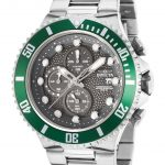 Invicta Pro Diver Quartz Watch – Stainless Steel case Stainless Steel band – Model 18908