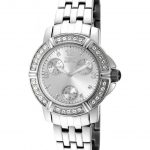 Invicta Angel Quartz Watch – Stainless Steel case Stainless Steel band – Model 18963
