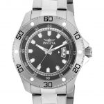 Invicta Pro Diver Quartz Watch – Stainless Steel case Stainless Steel band – Model 19263