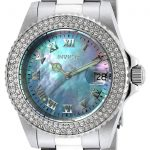 Invicta Angel Swiss Movement Quartz Watch – Stainless Steel case Stainless Steel band – Model 19872