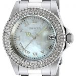 Invicta Angel Swiss Movement Quartz Watch – Stainless Steel case Stainless Steel band – Model 19873