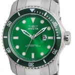 Invicta Pro Diver Quartz Watch – Stainless Steel case Stainless Steel band – Model 20096