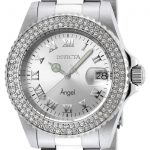 Invicta Angel Swiss Movement Quartz Watch – Stainless Steel case Stainless Steel band – Model 20213