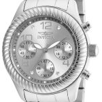 Invicta Angel Quartz Watch – Stainless Steel case Stainless Steel band – Model 20265