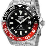 Invicta Pro Diver Men's Automatic Stainless Steel Case, Charcoal Dial – 21867