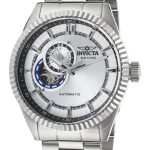 Invicta Pro Diver Mens Automatic 42mm Stainless Steel Case Silver Dial – Model 22078