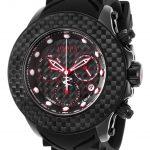 Invicta Reserve Subaqua Speedway Men's Quartz Black, Red Case, Black, Red Dial – 22143