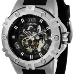 Invicta Pro Diver Mens Mechanical 50mm Stainless Steel Case Black Dial – Model 22551