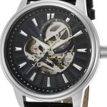 Invicta Vintage Men's Automatic Stainless Steel Case, Black Dial – 22577