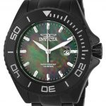 Invicta Pro Diver Mens Quartz 48mm Black Case Black Dial – Model 23070