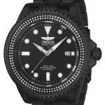 Invicta Pro Diver Men's Automatic 47mm Black Case Black Dial – Model 23335