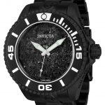 Invicta Pro Diver Mens Automatic 47mm Black Case Black Dial – Model 23579