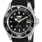 Invicta Pro Diver Mens Automatic 40mm Stainless Steel Case Black Dial – Model 23678