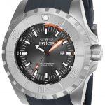 Invicta Pro Diver Mens Quartz 52mm Stainless Steel Case Charcoal Dial – Model 23737
