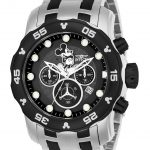 Invicta Disney Limited Edition Mickey Mouse Men's Quartz 48mm Stainless Steel Case Black Dial – Model 23767