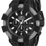 Invicta Bolt Sport Mens Quartz 48mm Black Case Black Dial – Model 23863